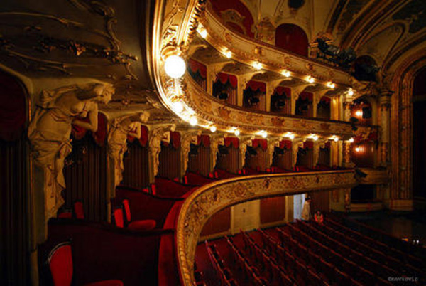 The Croatian Natural Theatre