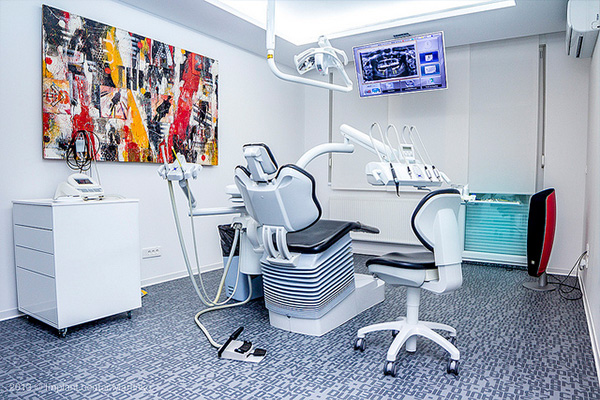 Implant centre Martinko